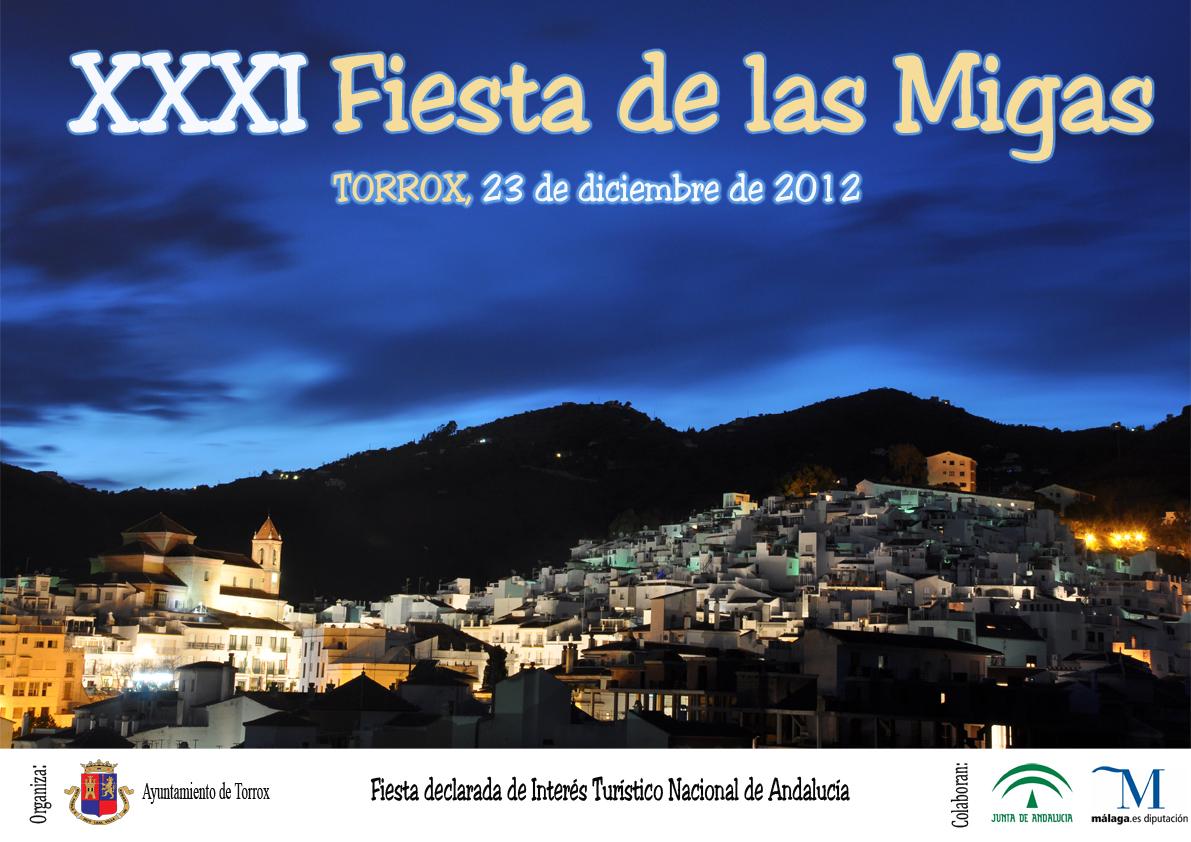 XXXI Fiesta de las Migas. Torrox